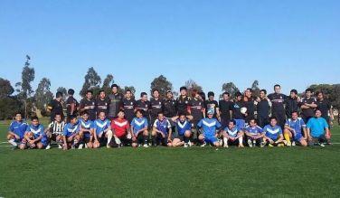 Tim Sepakbola MIIS & Indomelb